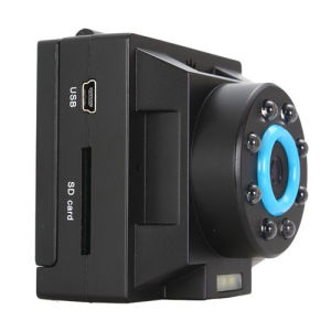 HD 1280x720 Resolution 140 Degree Angle Night Vision Support 32 GB Car DVR pictures & photos