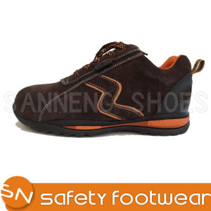 Trainer Safety Shoes with EVA Rubber Cementing Outsole (SN1583) pictures & photos