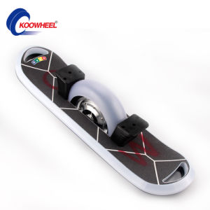 10 Inch Smart Balance Electric Skateboard with LED Bluetooth Unicycle pictures & photos