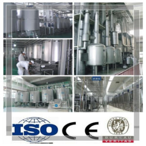 Complete Uht Milk Processing Line pictures & photos