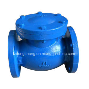 Flange End Swing Check Valve Used for Water, Steam, Oils pictures & photos