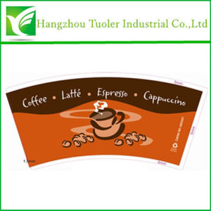 Single Side Hot Drink Coffee Cup Paper for Drink pictures & photos