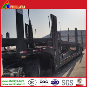 Cable Ties Down Two Axles Car Carrier Truck pictures & photos