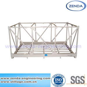 Steel Stillages and Metal Pallets / Storage Steel Container / Pallet Container /Warehouse Foldable Pallet / Stillage Cage pictures & photos