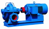 High Efficiency Double Suction Split Casing Centrifugal Water Pump pictures & photos