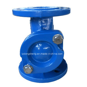 Ball Check Valve, Flanged Type, Face to Face DIN 3202-F6 pictures & photos