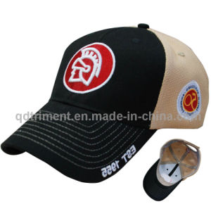 Promotion Constructed Embroidery Leisure Custom Baseball Cap (TMB8450-1) pictures & photos