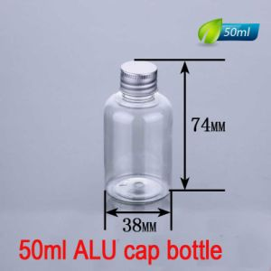 50ml High Quality Aluminium Screw Cap Cream/Oral Liquid Bottle pictures & photos