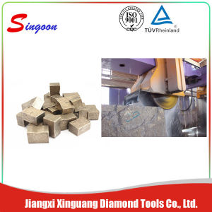 Excellent Quality Fast Cutting Matrix Diamond Segment pictures & photos