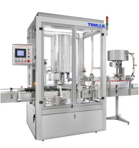 Full Automatic Rotary Capping Machines