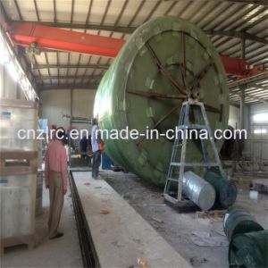 FRP Pressure Vessel Tank Winding Machine FRP Tank Winding Mould pictures & photos