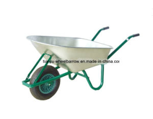 Aluminum Wheelbarrow Frame Wheel Barrow Wb6412 pictures & photos