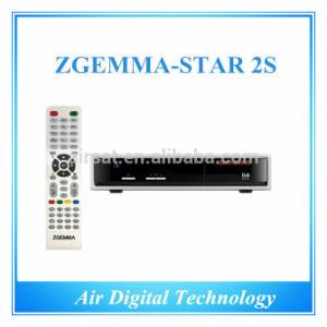 Zgemma-Star 2s DVB-S2+S2 Tuner Twin Tuner Digital Satellite Receiver Zgemma Star S2 Satellite TV pictures & photos