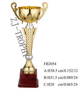 Metal Decoration Trophy Cup Fb2054 pictures & photos