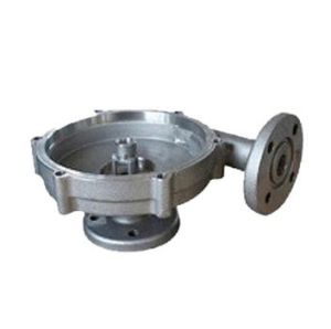 Aluminum Alloy Die Casting Plate with Flange pictures & photos