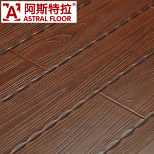 Waterproof AC4 E1 HDF Laminate Flooring pictures & photos