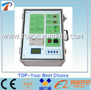 Fully Automatic Tan Delta Automatic Dielectric Loss Test Device (CDEF) pictures & photos