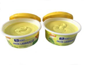 OEM 235g Lemon Dishwashing Paste