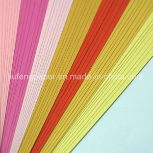 Pretty Good Wood Pulp Dyed Color Paper Manufacturer pictures & photos