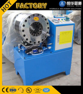 Hydraulic Pipe Cable Hose Crimping Machine in China pictures & photos