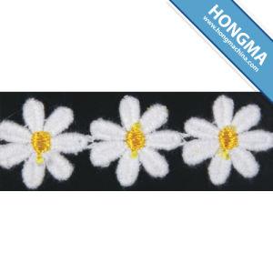 Floral Chemical Decorative Lace Trim pictures & photos