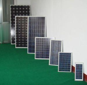 Monocrystalline Solar Panel Module with A Grade Solar Cell pictures & photos