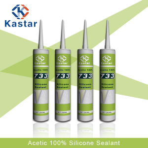 Good Quality Super Acetoxy Silicone Sealant (Kastar733) pictures & photos