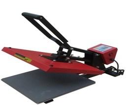 Manual Heat Press Machine 38*38cm pictures & photos