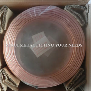 En 13348 Standard Soft Copper Tube Coil for Medical Gas pictures & photos