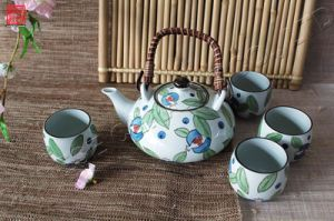 Tableware Porcelain Teapot Gift Set (TP-63)