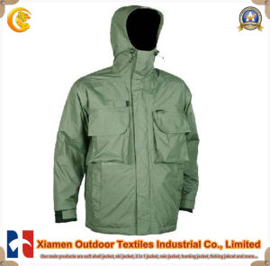 Male Fishing Jacket