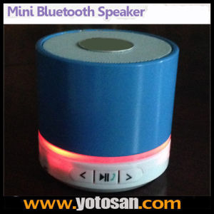 S11 Portable Wireless LED Bluetooth Mini Speaker with LED Light pictures & photos