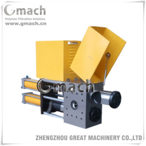 Double Piston Continuous Screen Changer for Chemical Fiber Extrusion Machine pictures & photos