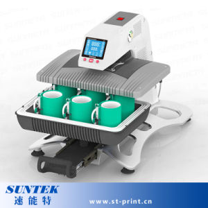 Ce Certificate Multifunction 3D Sublimation Heat Transfer Machine pictures & photos