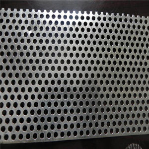 High Quality Perforated Metal Panel pictures & photos