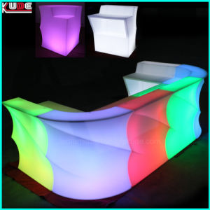Commercial LED Nail Bar Furniture for Shopping Mall pictures & photos