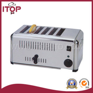 6-Slice Stainless Steel Bread Toaster (J-ST-4/J-ST-6) pictures & photos