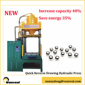 Hydraulic Stretching Press Machine with High Quality pictures & photos