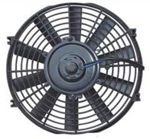 Electronic Auto Condenser Fan for Auto Air-Conditioner Parts pictures & photos