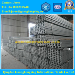 Channel steel for Built-up Channel steel Materials pictures & photos