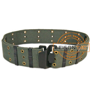 Military Tactical Canvas Belt with ISO Standard (JYPD-NL29) pictures & photos