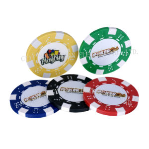 11.5g 2color Dice Sticker Chip, Sy-D19-1 pictures & photos