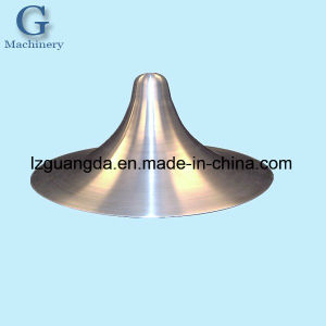 Customized CNC Metal Lamp Shade Cover Spinning Forming Deep Drawing Part pictures & photos
