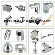 Adjustable Stainless Steel Elbow / Adapter for Wooden Balustrade / Wood Fitting pictures & photos