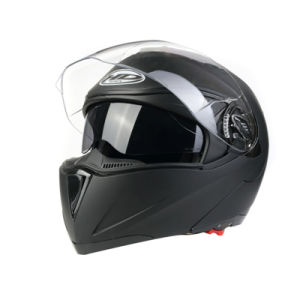 ECE Approval Flip up Style Double Visor Motorcycle Helmet (AH009) pictures & photos