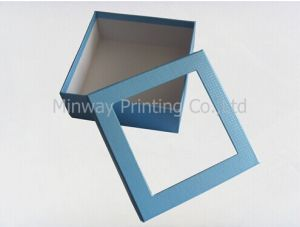 High Quality Packaging Gift Box Lid and Base Box