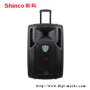 New Rechargeable Battery PRO Park Loudspeaker Box Karaoke Bluetooth Portable Speaker pictures & photos
