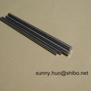 99.95% Pure Tungsten Rod, W Rod, Tungsten Bar Used for Tungsten Heater pictures & photos