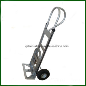 Lightweight Aluminum Hand Truck with Foam Fill Tires pictures & photos