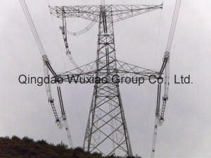 66kv~1000kv Low Voltage & High Voltage Steel Towers pictures & photos